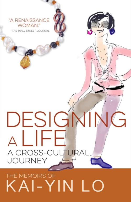 Book cover image - Designing a Life: A Cross-Cultural Journey