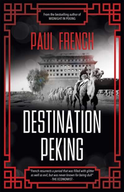 Book cover image: Destination Peking